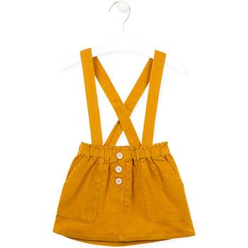 Textil Rapariga Saias Losan 026-7027AL Amarelo