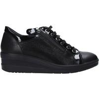 Sapatos Mulher Sapatilhas Enval 6277800 Preto