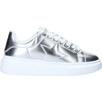 Sapatos Mulher Sapatilhas Shop Art SA030008 Prata