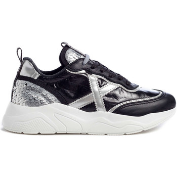 Sapatos Mulher Sapatilhas Munich 8770038 Preto