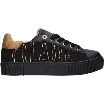 Sapatos Criança Sapatilhas Alviero Martini 0687 0208 Preto
