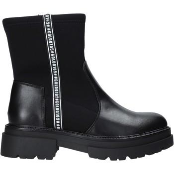 Sapatos Mulher Botas baixas Gold&gold B20 GR147 Preto