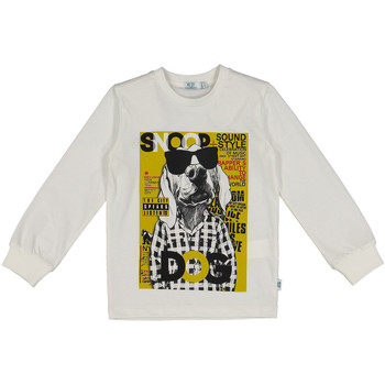 Textil Criança Sweats Melby 40C0062 Branco