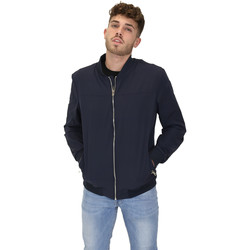 Textil Homem Jaquetas Les Copains 9UB081 Azul