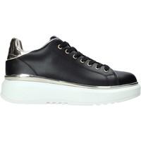 Sapatos Mulher Sapatilhas Replay GWS3C 003 C0001L Preto