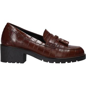 Sapatos Mulher Mocassins Grunland SC2962 Castanho