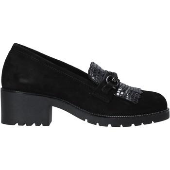 Sapatos Mulher Mocassins Grunland SC2967 Preto