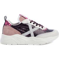 Sapatos Mulher Sapatilhas Munich 8770042 Rosa