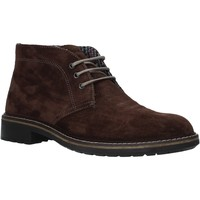 Sapatos Homem Botas baixas IgI&CO 6108644 Castanho