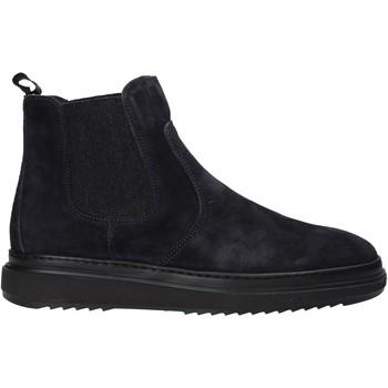 Sapatos Homem Botas baixas IgI&CO 6115611 Azul