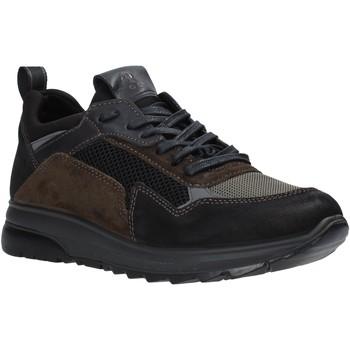 Sapatos Homem Sapatilhas IgI&CO 6139000 Preto