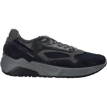 Sapatos Homem Sapatilhas IgI&CO 6142511 Azul