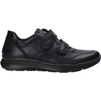 Sapatos Homem Sapatilhas Enval 6225400 Preto