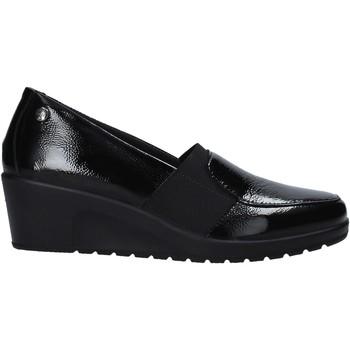 Sapatos Mulher Mocassins Enval 6273511 Preto