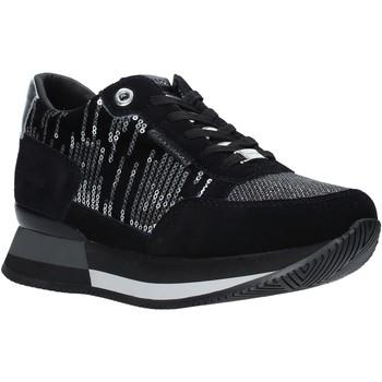 Sapatos Mulher Sapatilhas Apepazza F0RSD01/VEL Preto