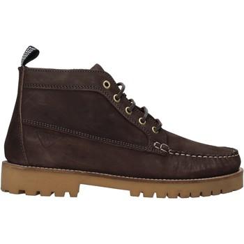 Sapatos Homem Botas baixas Docksteps DSM105305 Castanho