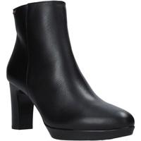 Sapatos Mulher Botas baixas CallagHan 27000 Preto