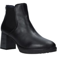 Sapatos Mulher Botas baixas CallagHan 27705 Preto
