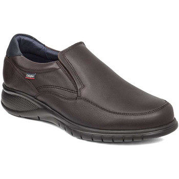 Sapatos Homem Mocassins CallagHan 12701 Castanho