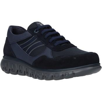 Sapatos Homem Sapatilhas CallagHan 12919 Azul
