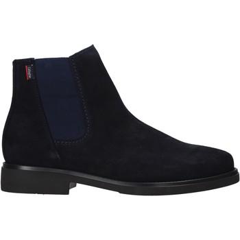 Sapatos Homem Botas baixas CallagHan 44705 Azul