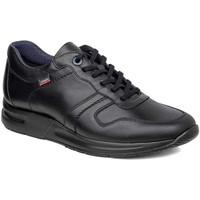 Sapatos Homem Sapatilhas CallagHan 91312 Preto