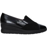Sapatos Mulher Mocassins Soffice Sogno I20602 Preto