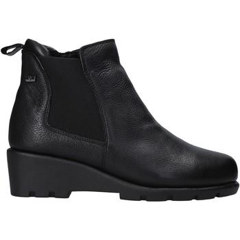 Sapatos Mulher Botas baixas Valleverde 36184 Preto