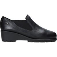 Sapatos Mulher Mocassins Valleverde 36180 Preto