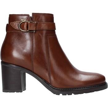 Sapatos Mulher Botas baixas Valleverde 46084 Castanho