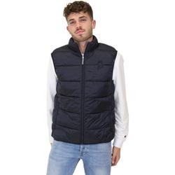 Textil Homem Casacos de malha Invicta 4437177/U Azul