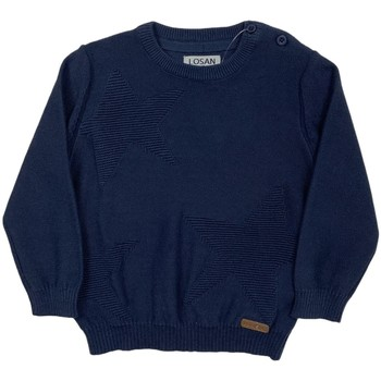 Textil Criança camisolas Losan 027-5653AL Azul