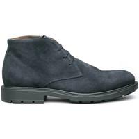 Sapatos Homem Botas baixas NeroGiardini I001651U Azul