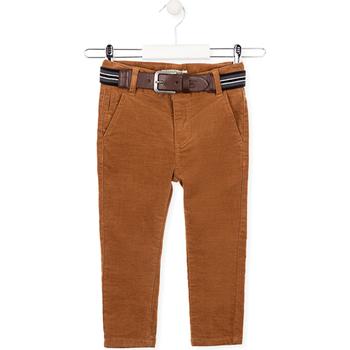 Textil Criança Calças Losan 025-9791AL Vermelho