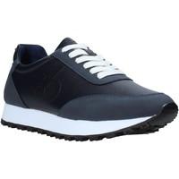 Sapatos Homem Sapatilhas Rocco Barocco RB-HUGO-1901 Azul