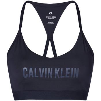 Textil Mulher Tops e soutiens de desporto Calvin Klein Jeans 00GWT0K117 Preto