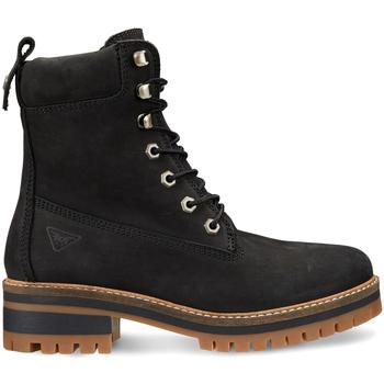 Sapatos Mulher Botas baixas Docksteps DSW103602 Preto