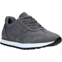 Sapatos Homem Sapatilhas Rocco Barocco RB-HUGO-1701 Cinzento