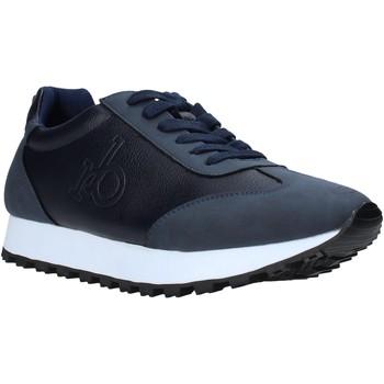 Sapatos Homem Sapatilhas Rocco Barocco RB-HUGO-1801 Azul