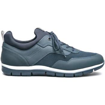 Sapatos Homem Sapatilhas NeroGiardini I001701U Azul