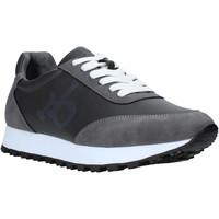 Sapatos Homem Sapatilhas Rocco Barocco RB-HUGO-1901 Cinzento