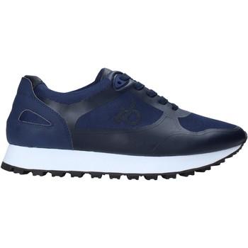 Sapatos Homem Sapatilhas Rocco Barocco RB-HUGO-1601 Azul