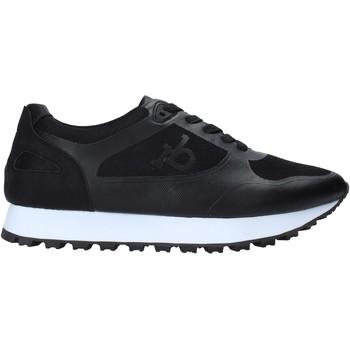 Sapatos Homem Sapatilhas Rocco Barocco RB-HUGO-1601 Preto