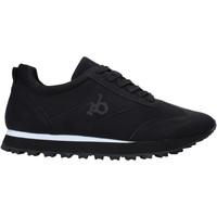Sapatos Homem Sapatilhas Rocco Barocco RB-HUGO-1701 Preto