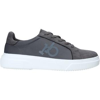 Sapatos Homem Sapatilhas Rocco Barocco RB-HOWIE-1501 Cinzento