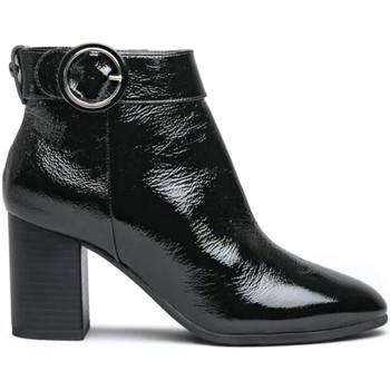 Sapatos Mulher Botas baixas NeroGiardini I013588DE Preto