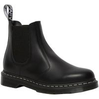 Sapatos Mulher Botas baixas Dr Martens DMS2976WSBSM26257001 Preto