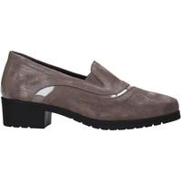 Sapatos Mulher Mocassins Susimoda 871559 Cinzento