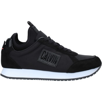 Sapatos Homem Sapatilhas Calvin Klein Jeans B4S0715 Preto