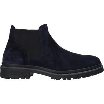 Sapatos Homem Botas baixas Valleverde 49840 Azul